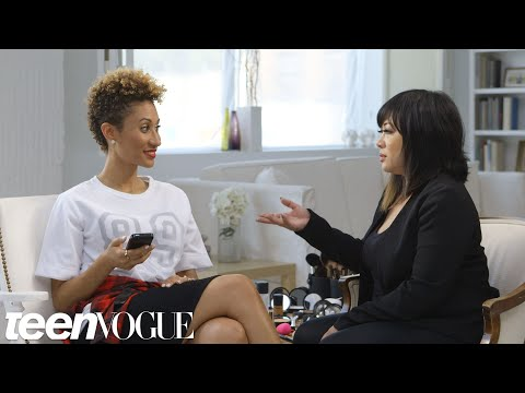 Beauty Secrets from Rihanna's Makeup Artist – Teen Vogue's Get The Look
