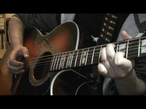 The Rose by Bette Midler *Tab link updated* (KiwiHiwi acoustic guitar cover)
