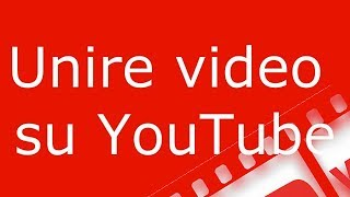 Programma Per Unire I File Video - - Tebox online