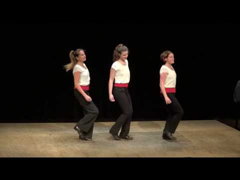 French Canadian step dance, 2016 Percussive Dance Extravaganza