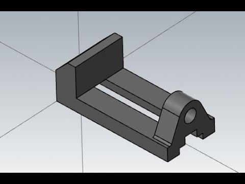 Hướng dẫn vẽ thiết kế 3D trên phân mềm MasterCam X9 mới nhất – Phần 2