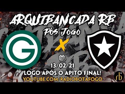 Arquibancada RB - Goiás x Botafogo
