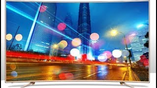 Sansui SNC55CX0ZSA/UHDTVSNC55CX0ZSA - 55 Ultra HD - 4K Curved LED Smart TV