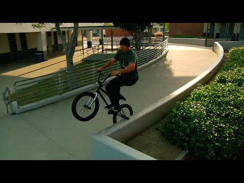 """BMX - RYAN """"BIZ"""" JORDAN 2014 VERDE VIDEO"""