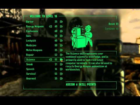 Fallout New Vegas Gameplay, Part 90. Meeting Tabitha of Utobitha (Full Walkthrough in 1080p HD)
