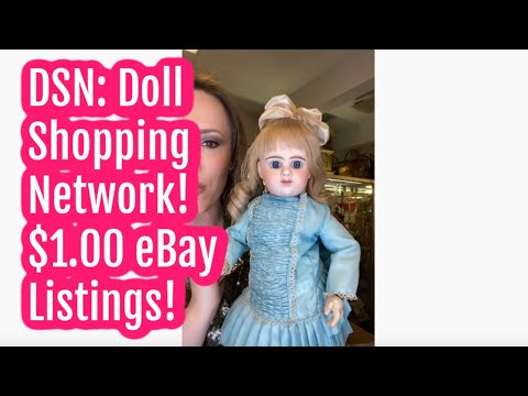 DSN | Doll Shopping Network | Shop This Week's EBay Listings With Rachel