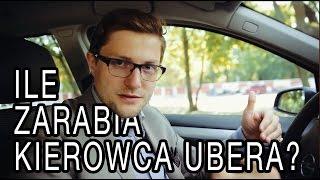 Ile zarabia kierowca Ubera?