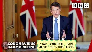 Coronavirus: Education dominates UK briefing on Covid-19 🔴 @BBC News - BBC