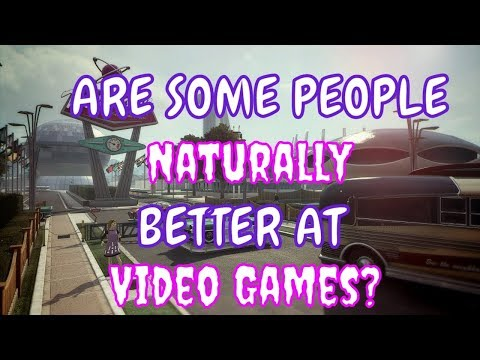 Are Some People Naturally Better At Video Games?
