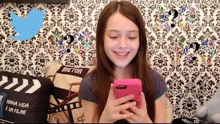 Julia Silva Responde # 1 - Twitter
