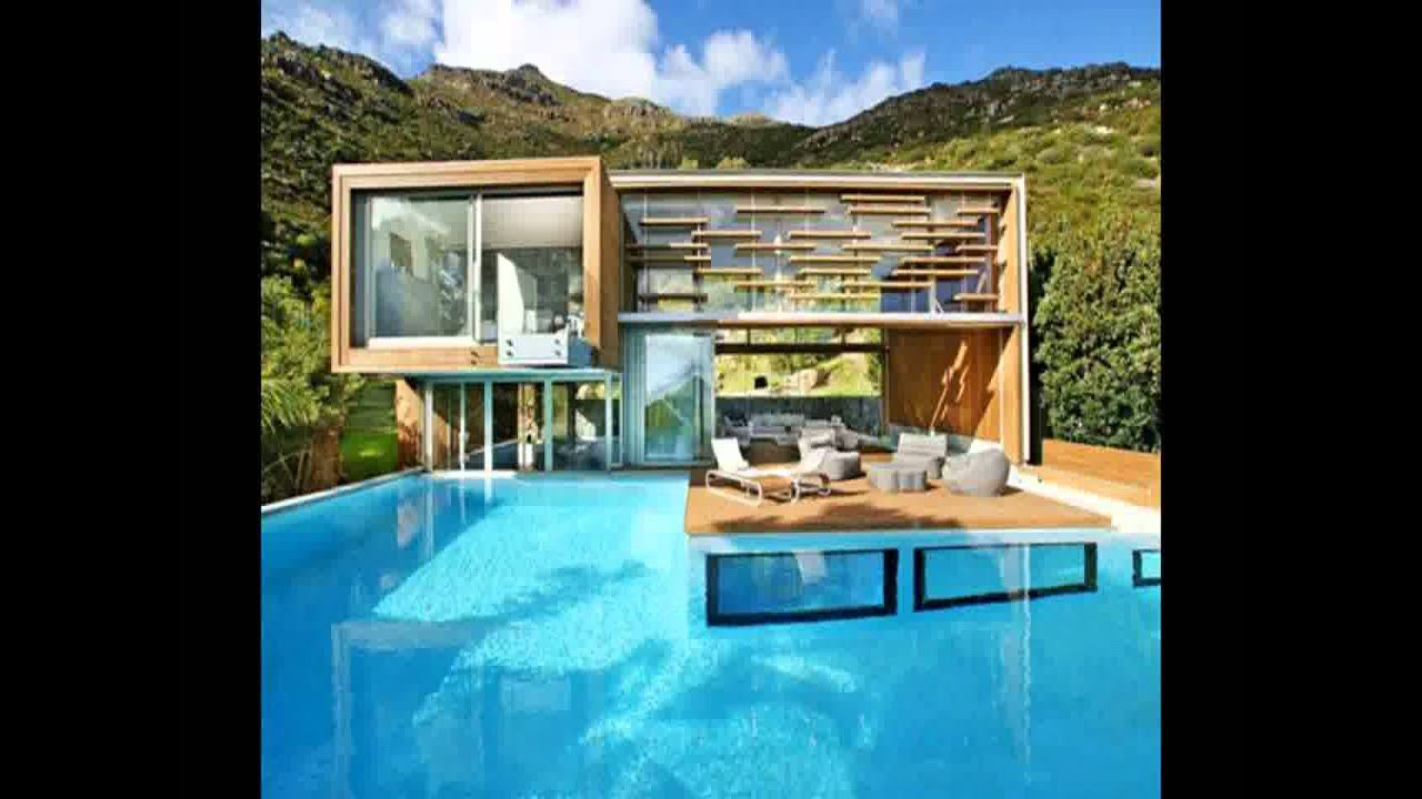 Genial New Infinity Swimming Pool Design