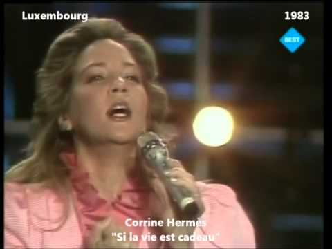 The Eurovision Song Contest Winners (1956-2014)