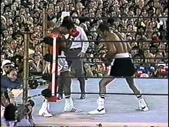 Muhammad Ali vs Ken Norton III - Sept. 28, 1976 - Entire fight - Rounds 1 - 15