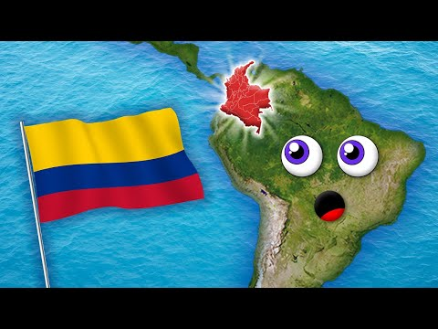 Colombia Geography/Colombia/Colombia Country
