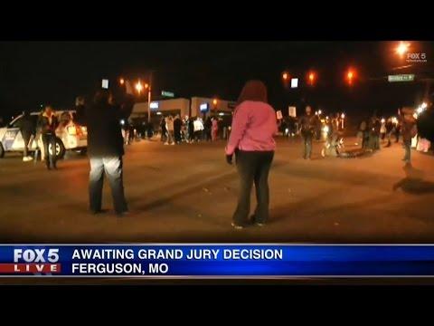 FOX 5 LIVE coverage of the #Ferguson decision