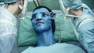 Jake's First Avatar Transformation Scene Tamil 4K | Avatar (2009) - Movie Clips Tamil 4K
