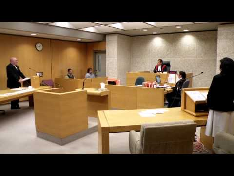 The Manitoba Provincial Court