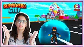 NO COLORS FOR YOU BOI! | ROBLOX SuperHero City | Rainbow Master Gaming TV