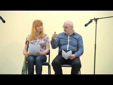 видео: Внуково_Творческий вечер Ольги Грушевской_часть6_к