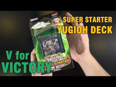V For Victory Super Starter Deck gần với mức chuyên nghiệp | M2DA
