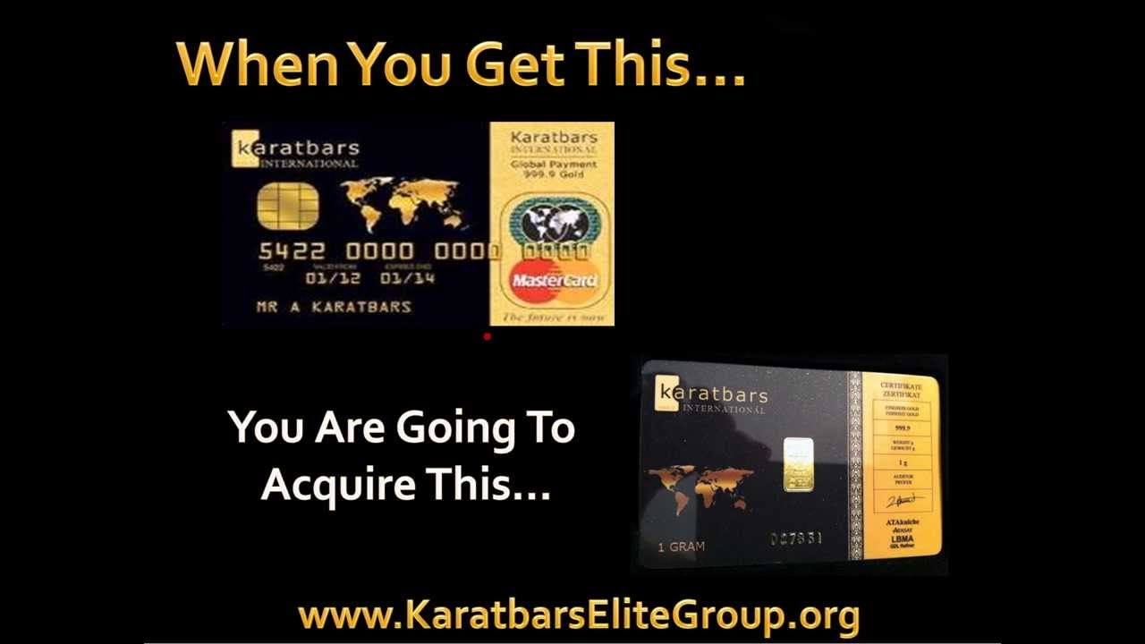 Karatbars International   Karatbars Elite Group Our 12 ...