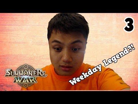 Weekday Legend!? Fighting Elegy in Guild War Defense!