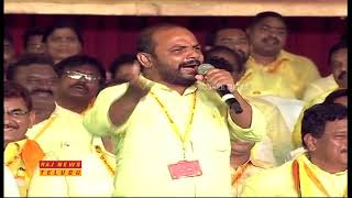 TDP Leader Narsi Reddy Funny Satires On CM KCR