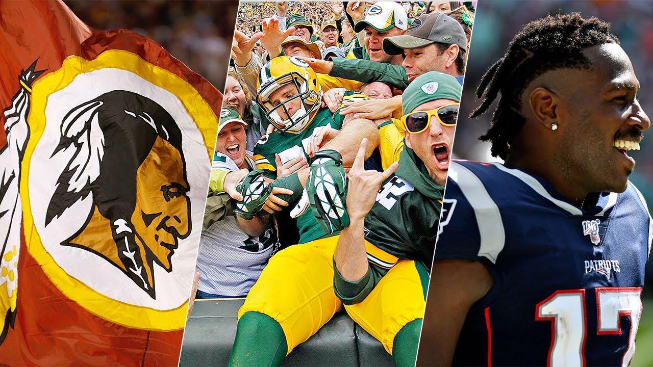 A LA VENTA PORCENTAJE de REDSKINS   SE ACABÓ la VENTAJA de NFL   ¿BROWN a TEXANS?