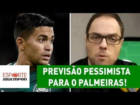Repórter Desabafa E Faz Previsão PESSIMISTA Para O Palmeiras!