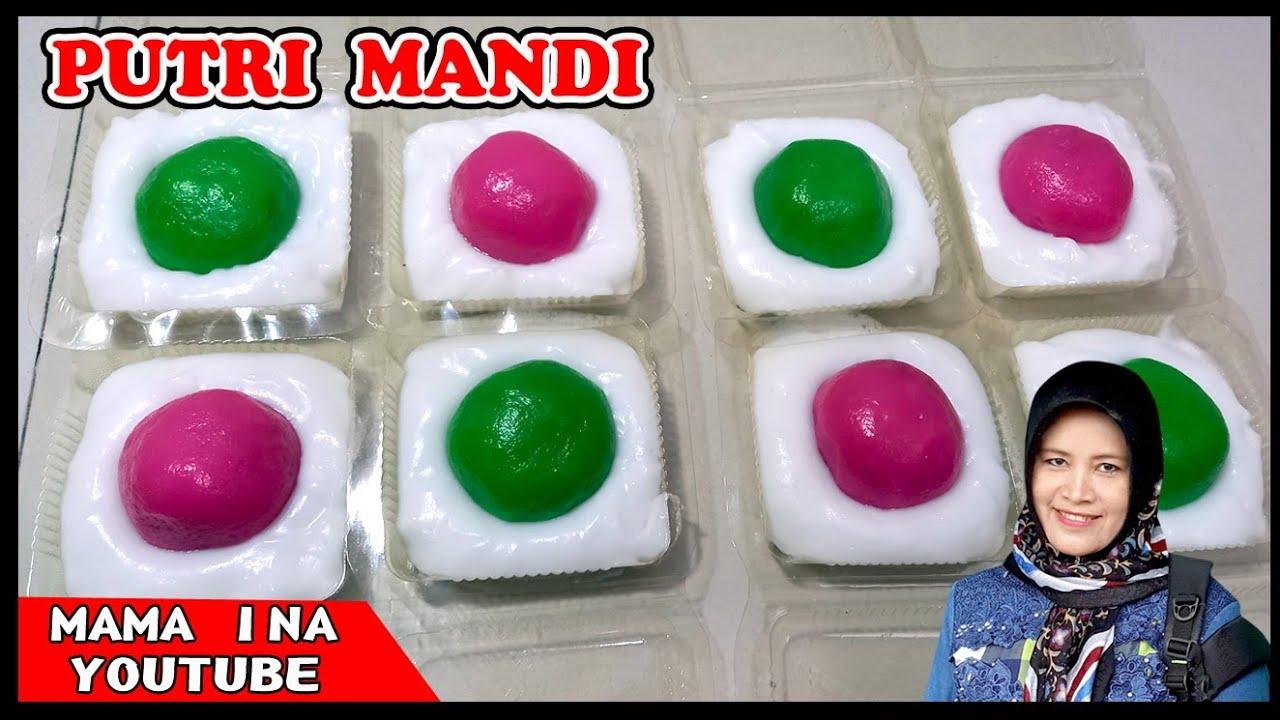 Download Buat Kue dari Tepung Ketan // Aneka Jajanan Enak // Kue Putri Mandi // HOMEMADE // IDE JUALAN