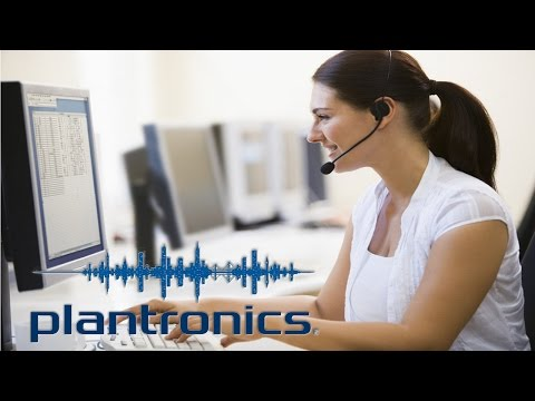 Plantronics Headset Dubai | Professional Call Center and Office Headsets UAE