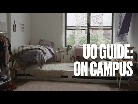 On Campus Decorating — UO Guides