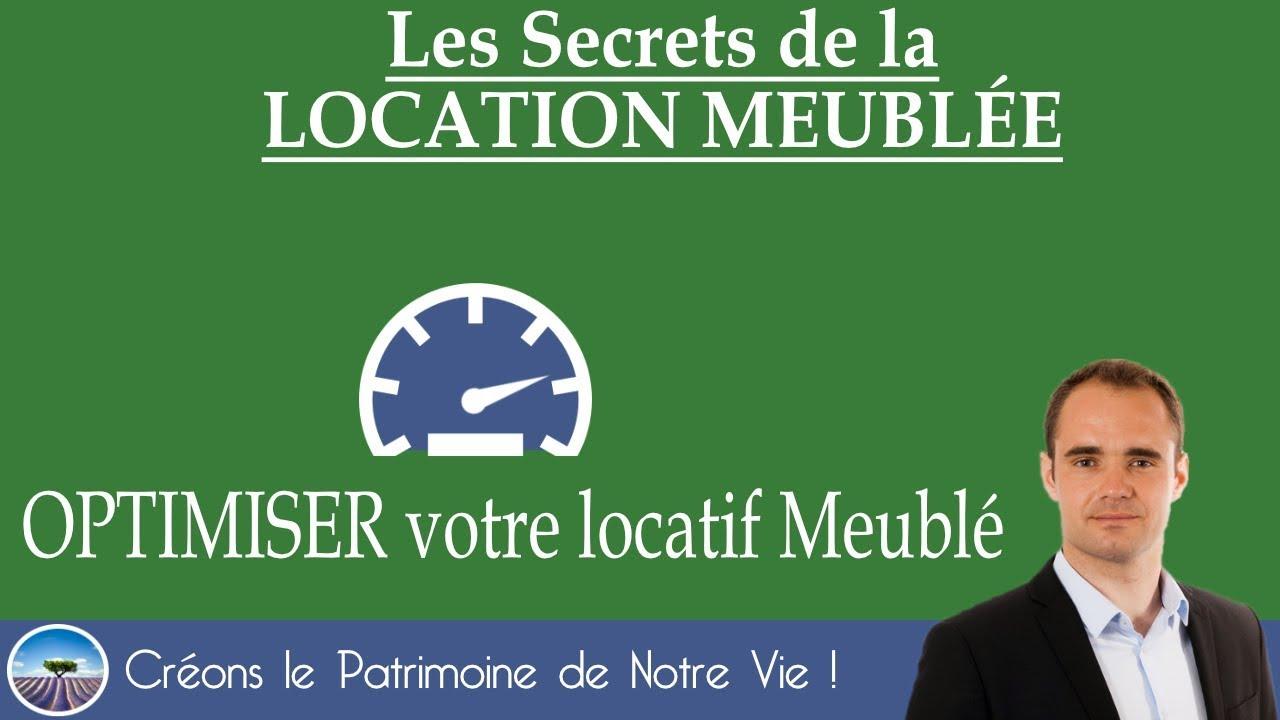 LOUER MEUBLE🏛 Abattement Fiscalité Amortissement Comptable LMNP🔛  OlivierPatrimoine.com #EffetLevier