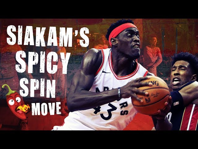 "Everybody knows it's coming, but nobody can stop it. On Episode 8 of Inside the Green Room with Danny Green, Pascal Siakam and Toronto Raptors teammate Danny Green talk about his ""legendary"" spin move -- Jalapeno in a Blender -- and what makes it so hard to stop."