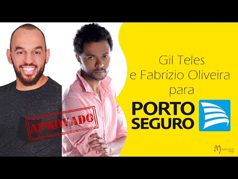 JOB: Porto Seguro - Gil Teles e Fabrizio Oliveira
