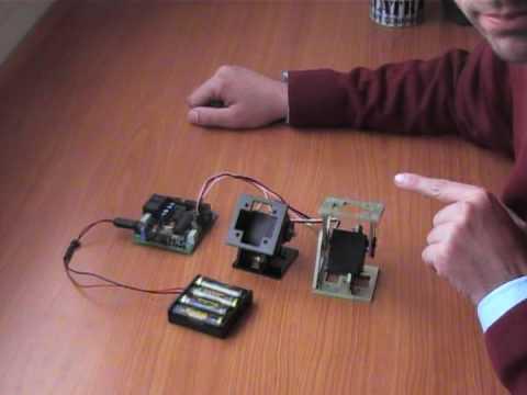 micro-osciladores I: Moviendo dos módulos Y1 de forma autónoma