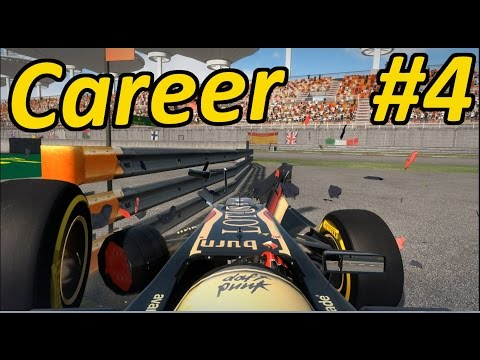 F1 2014 Modded Career Mode Part 4: China