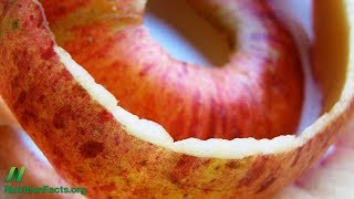 Jablečná slupka – neloupat, slupnete si na rakovině
