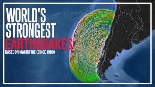 Top 5 Strongest Earthquakes in the World