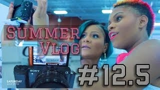 vlog   summer vlog 12 5 attiudes camera shopping sony a5100 rocky has a instagram