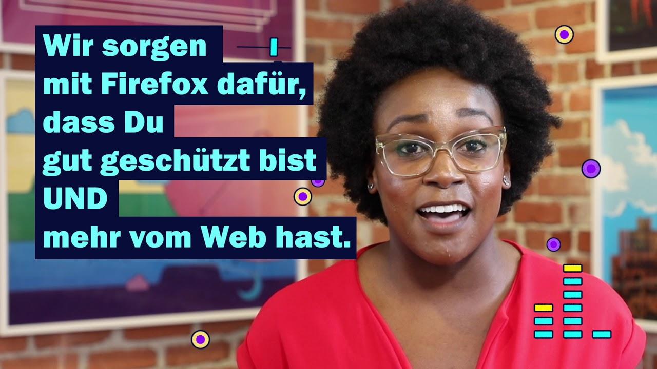 Datenschutz Firefox
