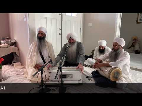 Last Kirtan Baba Satnam Singh Ji Atwal USA Ratwara Sahib Full Video During Katha/Kirtan Bakersfield