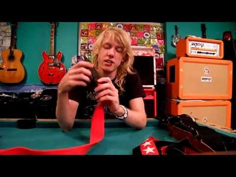 Guitar Straps & Locks, ~My Final Thoughts~~{Bad& Good}My personal favorite