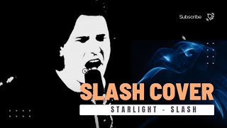 Slash ft. Myles Kennedy - Starligth  (  James Flish Acoustic Cover )