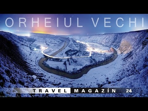 Old Orhei National Park - Moldavsko [HD] Travel Magazín 024 (Travel Channel Slovakia)