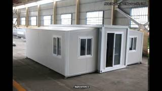 Installation of Hebei Baofeng 20ft Expandable Container House
