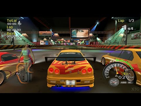 Street Racing Syndicate PS2 Gameplay HD (PCSX2)