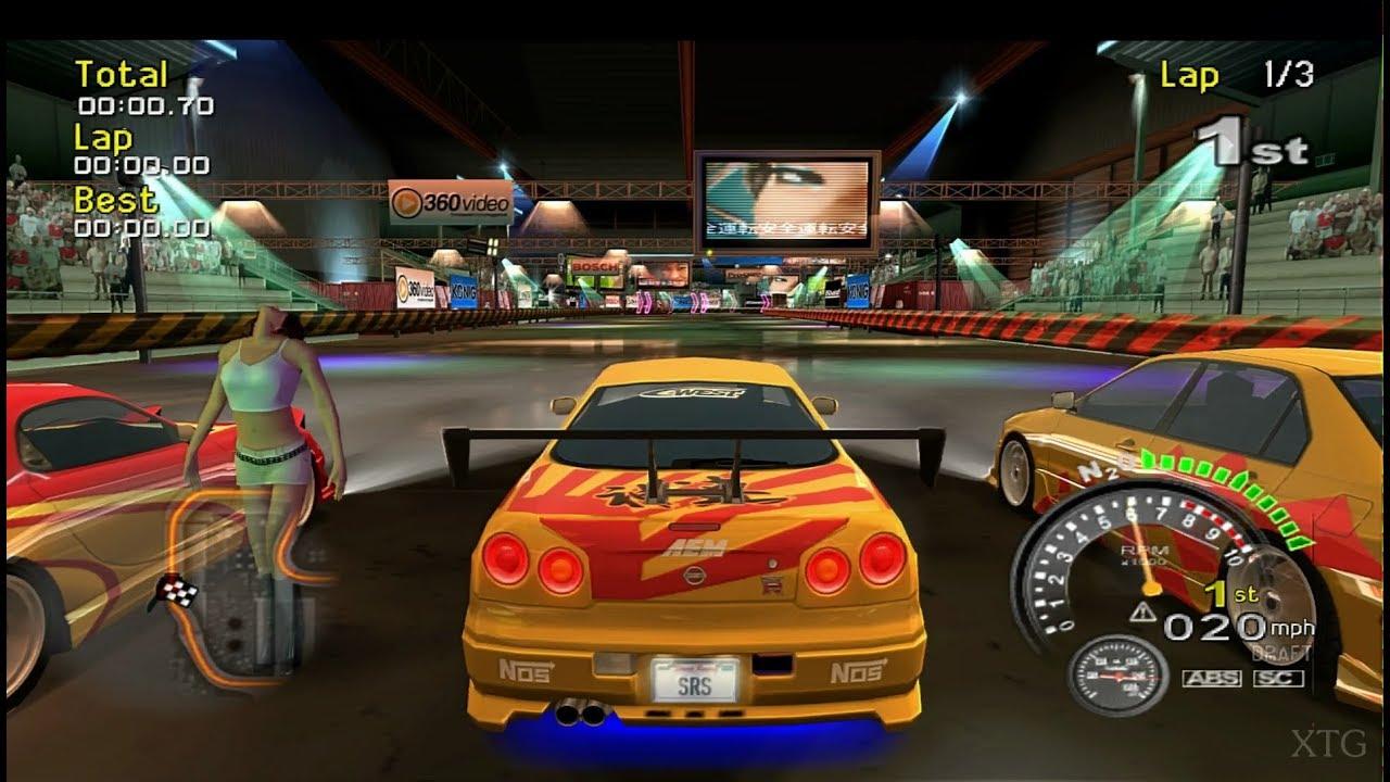 Racing list car street syndicate SRS: Street
