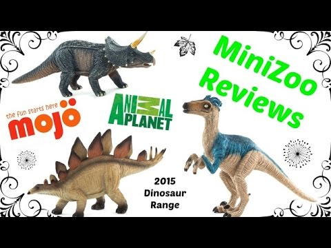 2015 Mojo Dinosaurs Review + GIVEAWAY!! (closed)