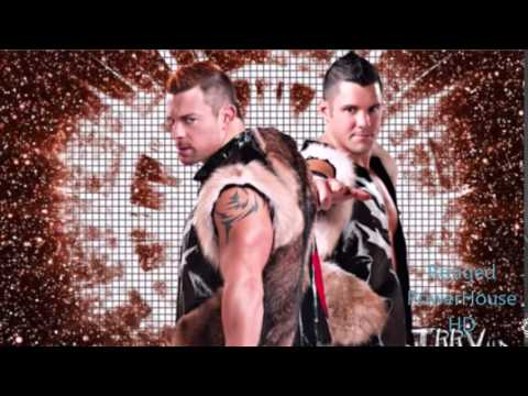 TNA - The Wolves Theme Song '' Force Of Nature '' 2014